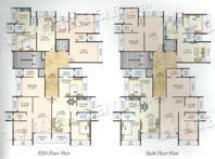 City View Realtors Shree Ramkrishna Residency Layout Plan
