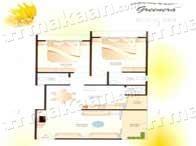 Khyati Realites Limited Greenera Layout Plan