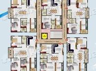 Vandhana Developers Vandhana Homes Layout Plan