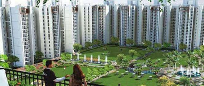 APS Panchkula Heights Elevation