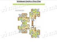 Vrindavan Vrindavan Gardens Layout Plan