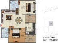 Sona Enclaves Elegant Heights Layout Plan