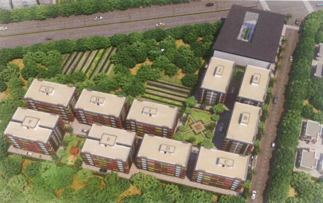 Shubham Enclave Site Plan