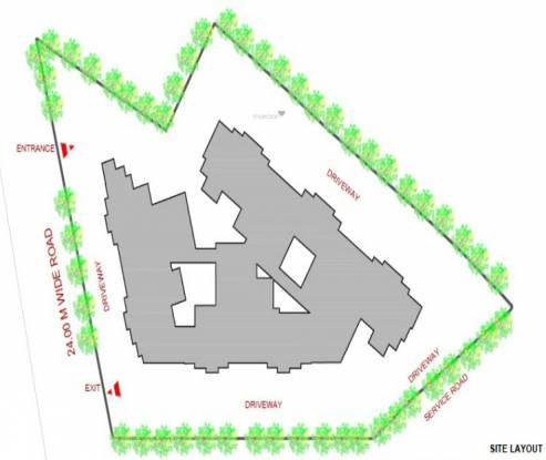 Vilas Javdekar Yashwin Royal Layout Plan