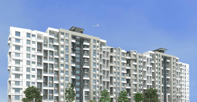 Mantra Park View Phase 1 Building A1 A2 Elevation