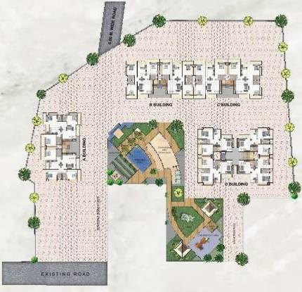 Karda Hari Sagar Cluster Plan