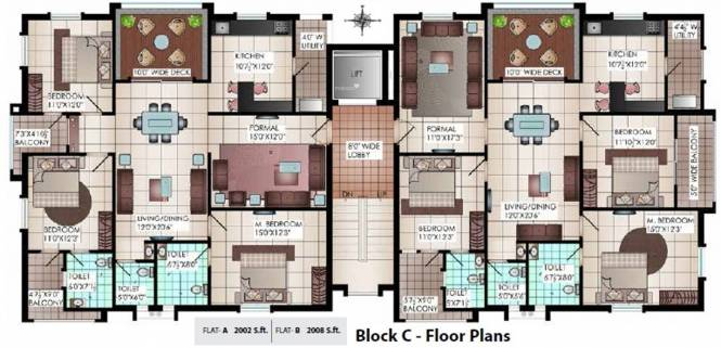 Jain Auroville Cluster Plan