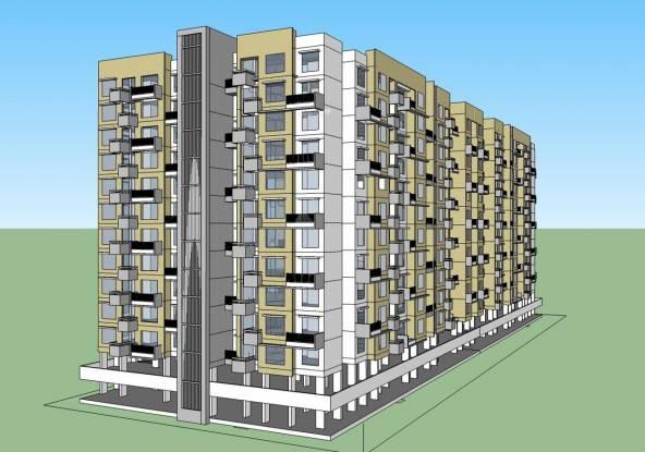 Shree Balaji Ganga Newtown Phase I Elevation