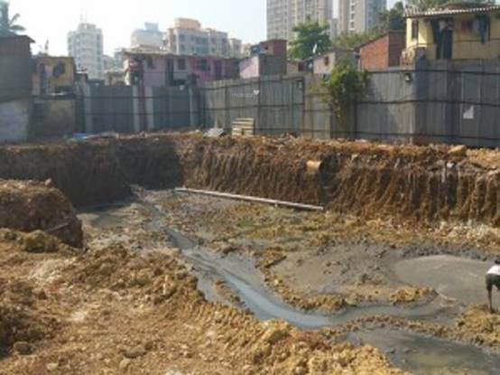 Paradigm Ananda Residency Construction Status