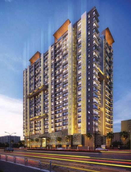 Paradigm Ananda Residency Elevation