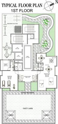 Sunny Orchid Imperia Cluster Plan
