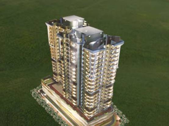 Neeta Gulraj Heights Elevation