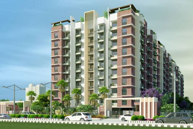 Shree Ram South Court Elevation