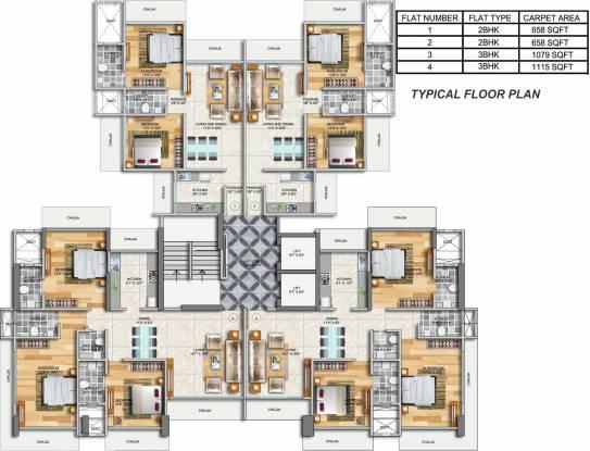 Paradigm Nivan Cluster Plan