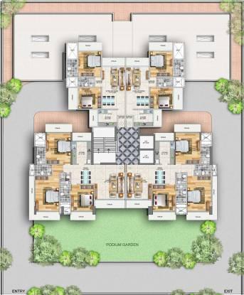 Paradigm Nivan Site Plan