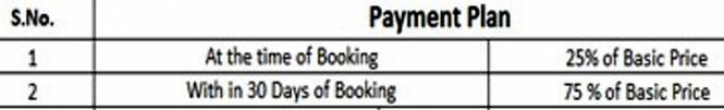 GBP Superia Payment Plan