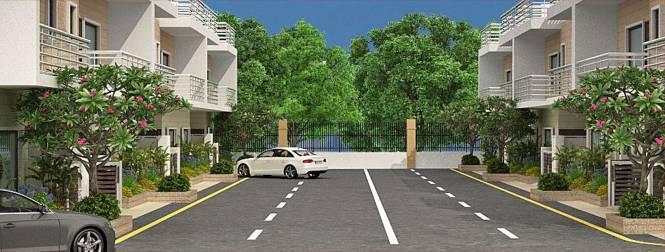 Shubh Villa Elevation