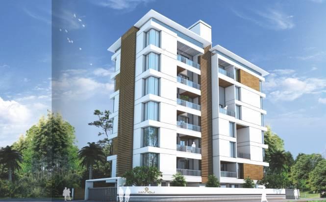 Water Manoj Apartment Condominium Elevation