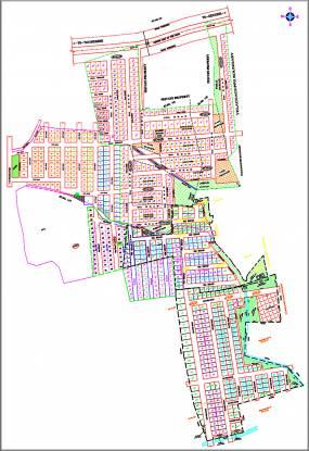 ASB Lotus City Layout Plan