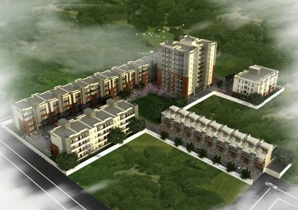 GGP Noor Independent Floors Layout Plan