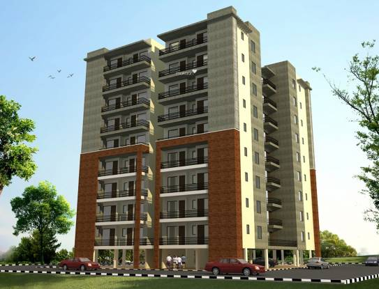 GGP Noor Independent Floors Elevation