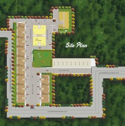 GGP Noor Independent Floors Site Plan