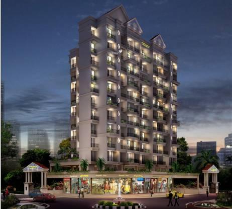 Hari Om Leela Residency Elevation