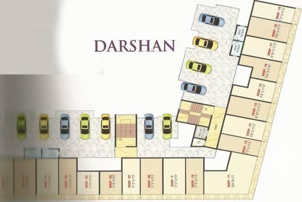 Dharti Shree Datta Complex Cluster Plan