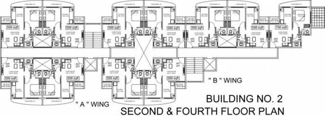 Udaan Avenue Cluster Plan
