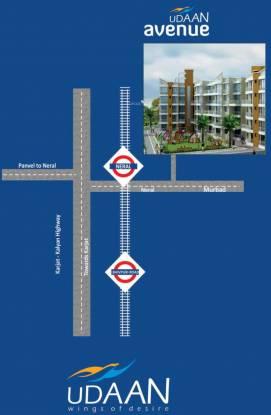 Udaan Avenue Location Plan