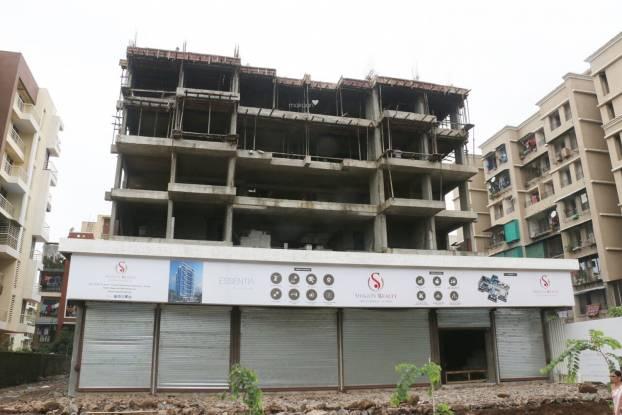 Shagun Essentia Construction Status