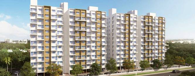 Sarthak Optima Heights Elevation