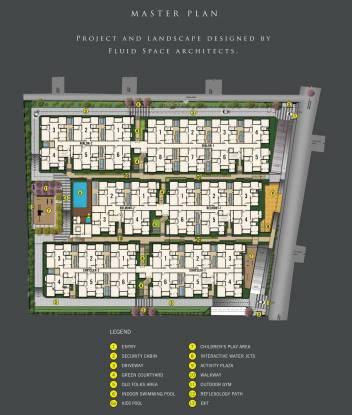 Vaishnavi North 24 Master Plan