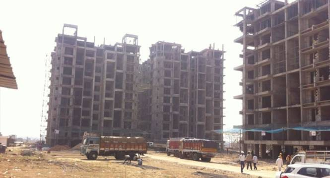 Abhijit Jayanti Nagri V Construction Status