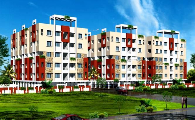 Prakruti Venkata Sai Homes Elevation