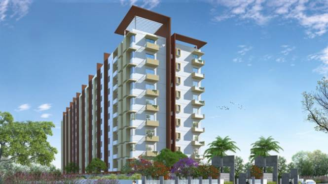 Subha 9 Sky Vue Elevation