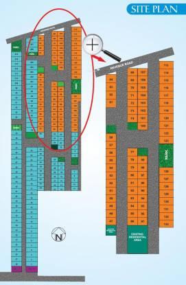 Paradise Darpan Homz Site Plan