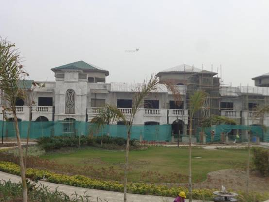 ATS Pristine Golf Villas Phase I Construction Status