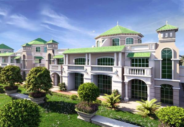 ATS Pristine Golf Villas Phase I Elevation