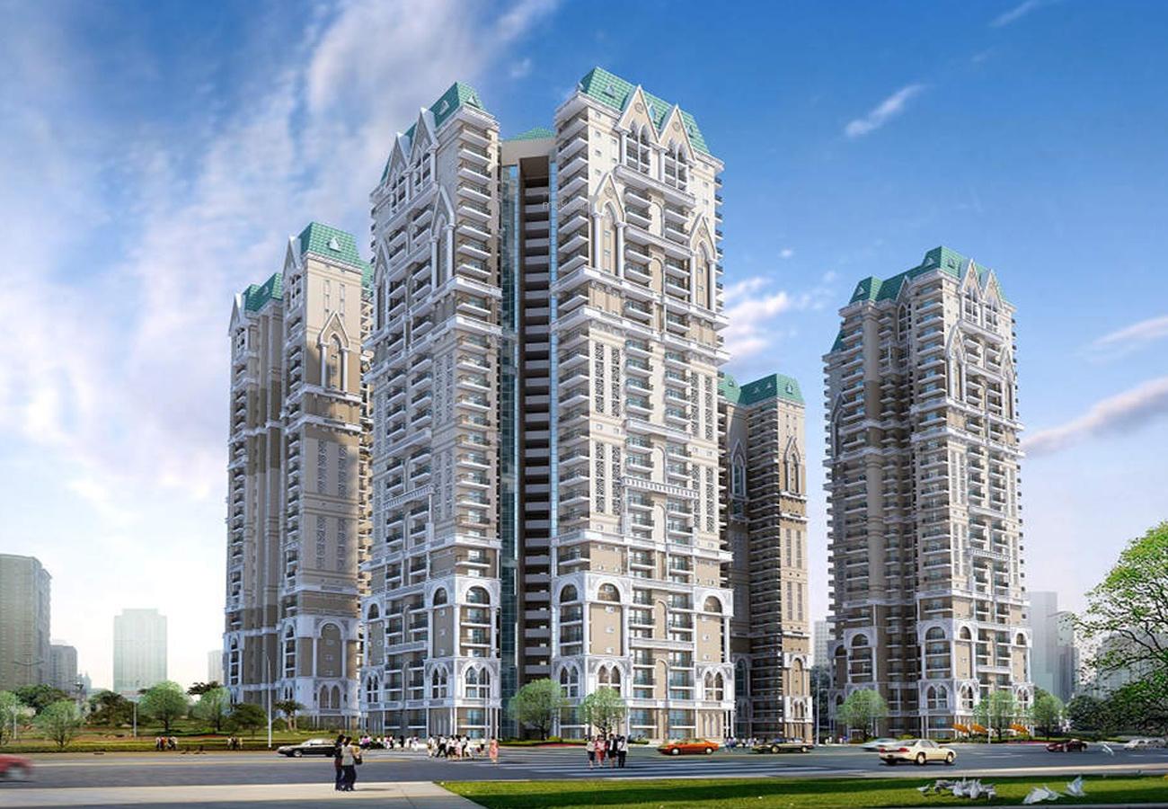 1495 sq ft 3BHK 3BHK+3T (1,495 sq ft) Property By Ajmani Estates In The Kremlin, Pratap Vihar