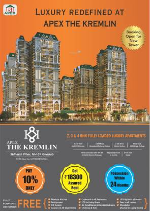 Apex The Kremlin Elevation