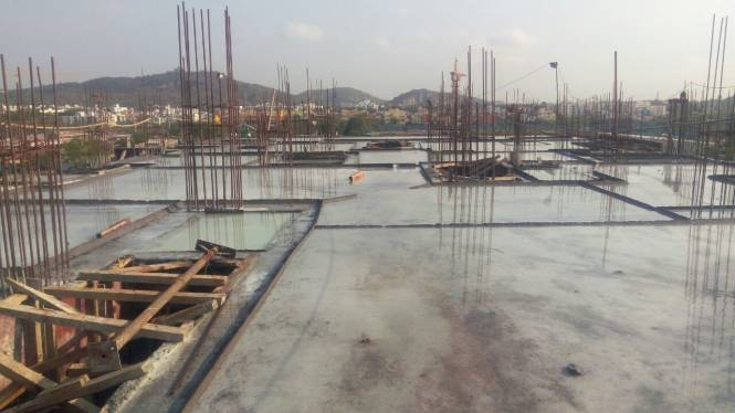 Agni Pelican Heights Construction Status