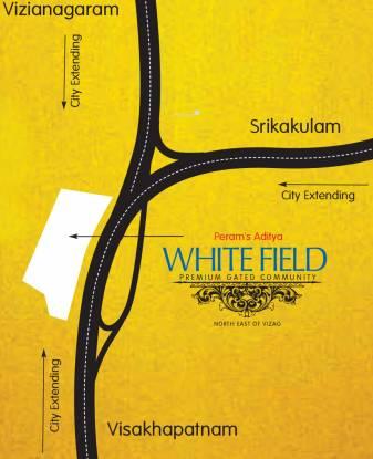 Peram Aditya White Field Location Plan