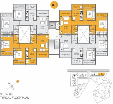JP Symphony Cluster Plan