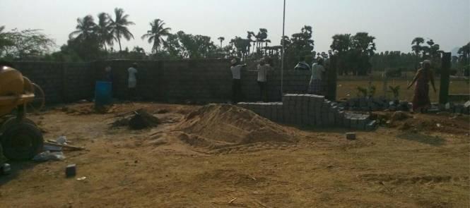 Peram Anandita Construction Status