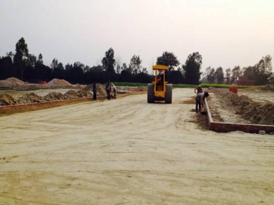 Shine Valley Construction Status