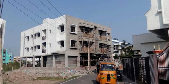 Kgeyes Madipakkam 280 Construction Status