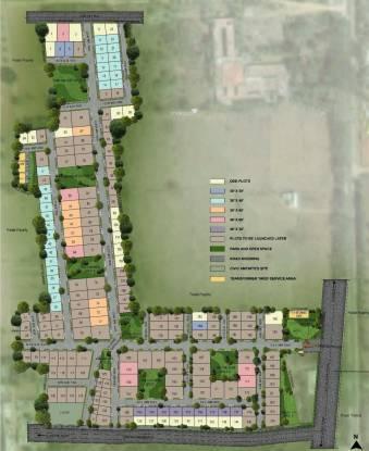 Sobha Retreat Layout Plan