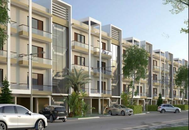 Manohar Palm Residency Elevation