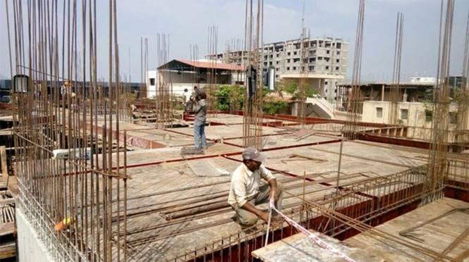 DRA Tuxedo Construction Status